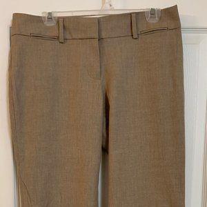 Loft band Marisa slacks - heather tan - trouser cu